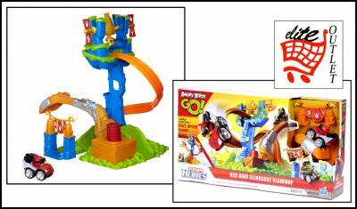 Hasbro Angry Birds Go Zjezdzalnia Z Proca 5113254407 Oficjalne Archiwum Allegro