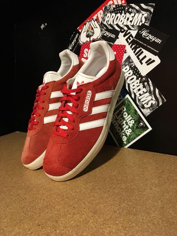 Buty Adidas Gazelle BD7497 sUpeR Sneakersy ziel 46