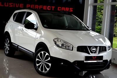 Nissan Qashqai 2 0 Cdi Biala Perla Panorama Kamera 7019013251 Oficjalne Archiwum Allegro