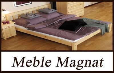 łóżko Drewniane 160 Ofelia Kolory Meble Magnat