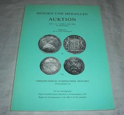 Gerhard Hirsch Munzen Und Medaillen Auktion 121 6821033169
