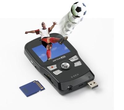 KAMERA CYFROWA KIESZONKOWA 3D HD AIPTEK I25
