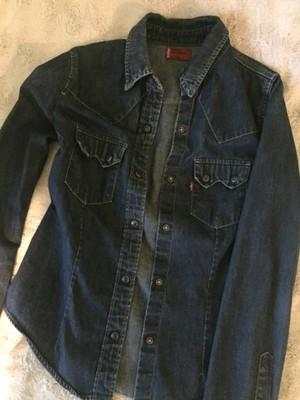 Jeansowa koszula Levi's rozmiar M