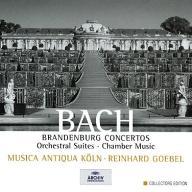 J.S. Bach Bach Brandenburg Concertos