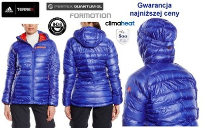 Adidas TX Climaheat Agravic kurtka puchowa - 42/L