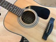 Gitara FENDER CD-60, nowe struny, Stroik, W-wa