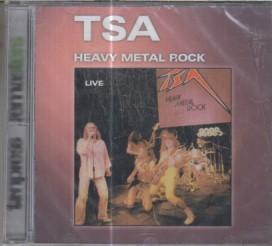 TSA.HEAVY METAL ROCK..CD FOLIA