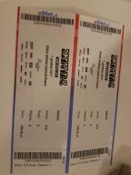 Scorpions Gdańsk 01.12 - bilety