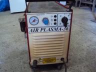 Urządzenie do cięcia plasmą typu AIR PLASMA - 36