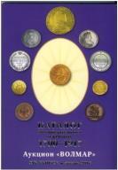KATALOG MONET ROSJI 1700-1917 WOLMAR 2016
