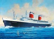 Model do sklejania REVELL Statek SS United States