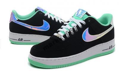 Nike air force 1 low holo miętowe r.36 37 38 39 40 Zdjęcie