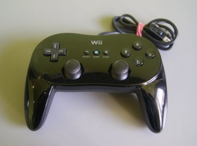 Oryginalny Classic Controller Pro - Rybnik