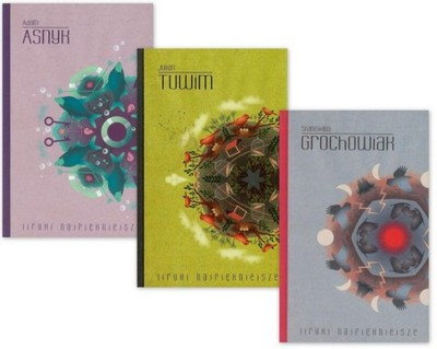 Liryki najpiękniejsze Grochowiak+Tuwim+Asnyk - 5663212091 ...