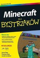 Minecraft dla bystrzaków NOWA Kraków wys. 24H!!