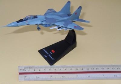 Model Metalowy Samolotu Ussr 1991 Mig 29 Fulcrum C 6621435342 Oficjalne Archiwum Allegro