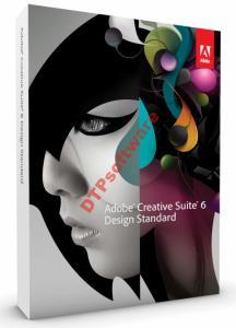 Nowy Adobe Design Standard CS5.5+CS6 PL WIN box FV