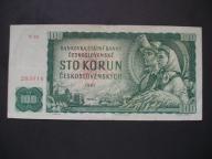 CSRS (Czechosłowacja) - 100 koron - 1961 rok