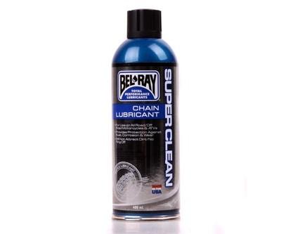 SMAR DO ŁAŃCUCHA BEL RAY SUPER CLEAN 400ml J08
