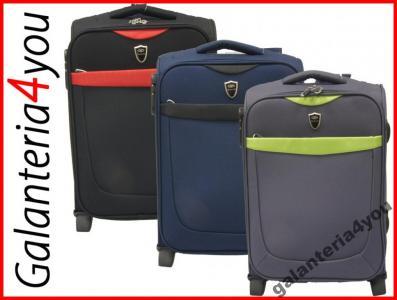 c4f6ad9844b73 Duża lekka walizka Gravitt na 4 kółkach NOWOŚĆ - 5145605117 ...