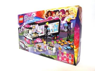 Klocki Lego Friends Wóz Koncertowy Autobus Pojazd 6712277938