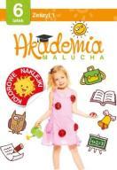 Akademia malucha dla 6-latka Zeszyt 1 48h