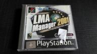 PSX LMA MANAGER 2001 playstation1 one