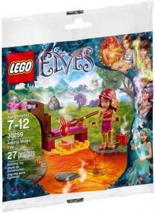 Lego Elves 30259 Magiczny Ogień Azari Katalog 6130667073