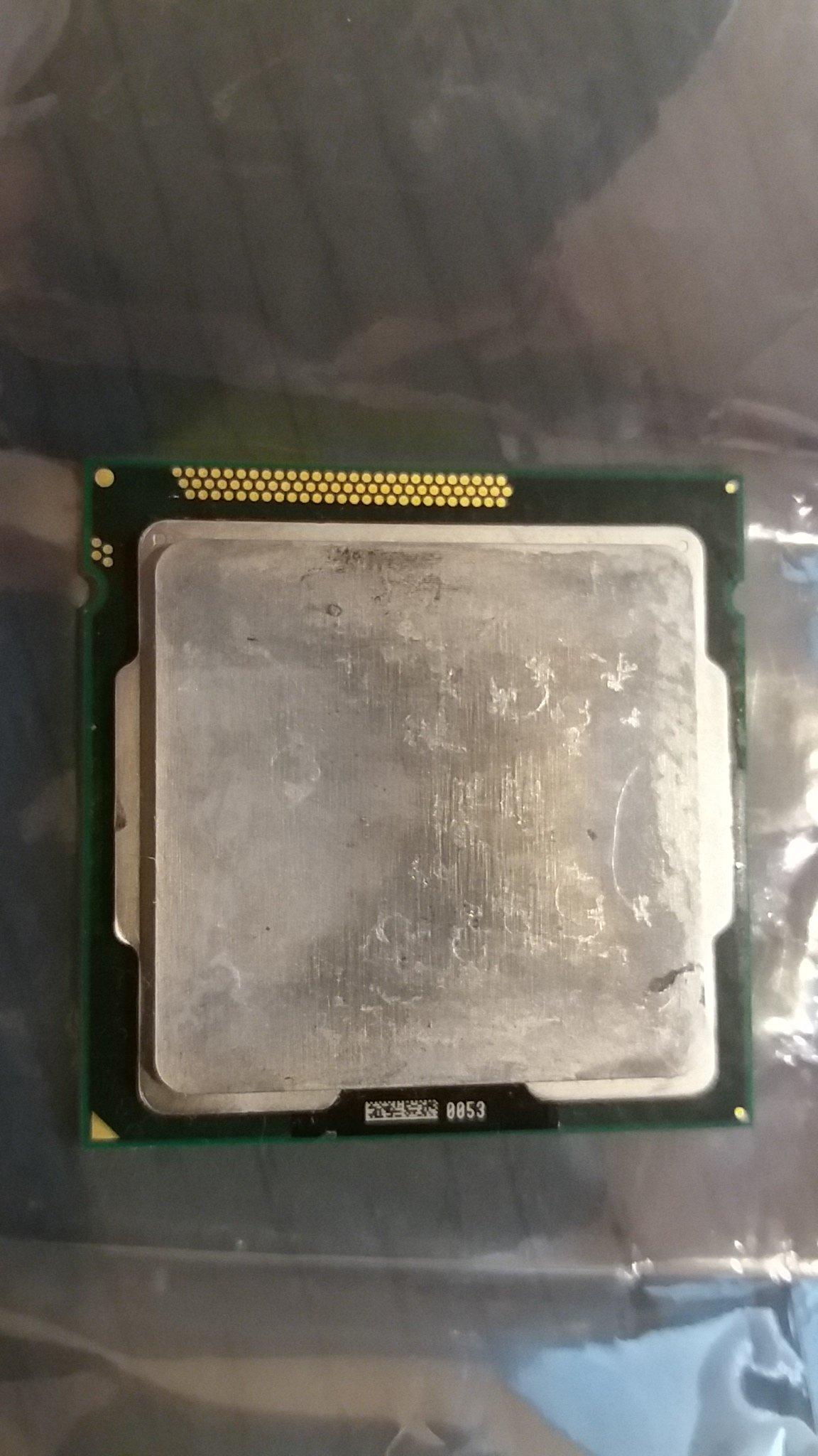 Procesor Intel CORE i5 2500K LGA1155