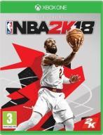 CENEGA Gra XOne NBA 2K18