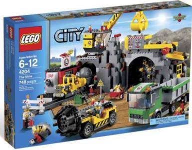 Klocki Lego City 4204 Kopalnia Sklep Kraków 3505700513