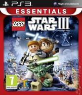 LEGO STAR WARS III 3 THE CLONE WARS PS3 wys-GRATIS