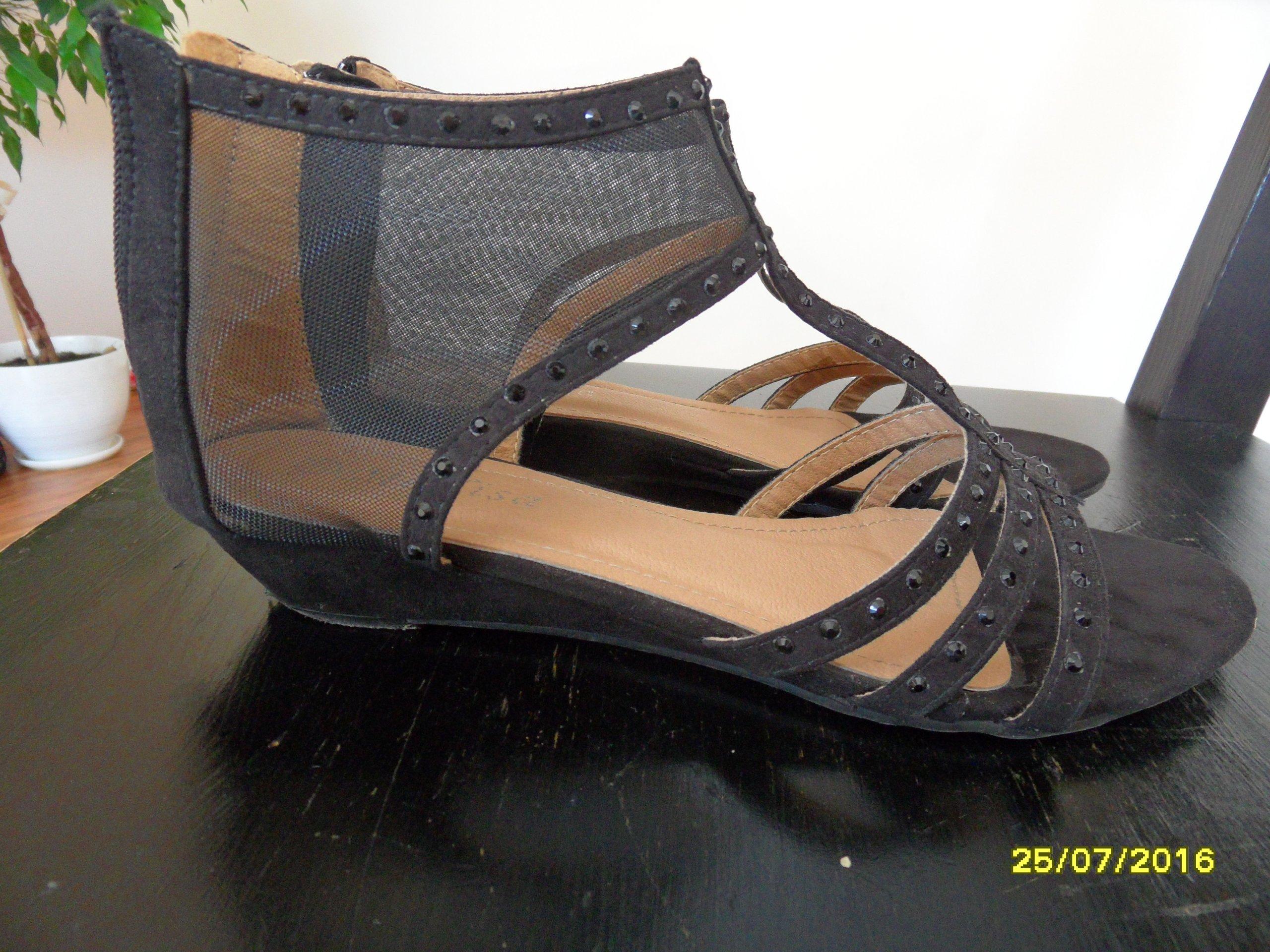 c34e69bf19823 buty damskie rozmiar 38 stan bardzo dobry - 7033530660 - oficjalne ...
