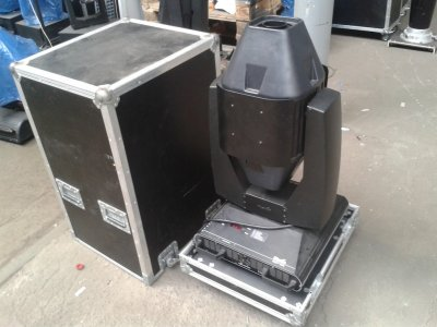 Martin MAC 1200 / case / bez żarówki
