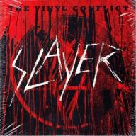 {{{ 11LP SLAYER - THE VINYL CONFLICT box 180g new