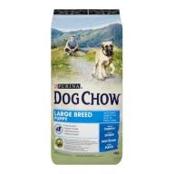 PURINA DOG CHOW Puppy Large 2x14kg + 5x GRATIS