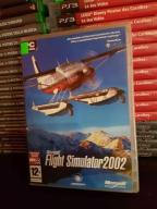 PC MICROSOFT FLIGHT SIMULATOR 2002 UNIKAT PL BDB