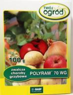 POLYRAM 70WG - 100g na choroby ZARAZA PARCH