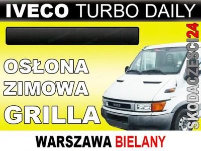 IVECO TURBO DAILY 99-06 OSŁONA ZIMOWA ATRAPY GRILL