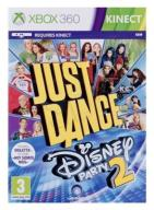 Gra Xbox 360 JUST Dance DISNEY PARTY 2  Kinect