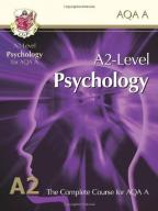 CGP Books A2-Level Psychology for AQA A Student Bo