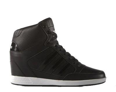 Buty Adidas Wedge Koturn Black Czarne 36 23