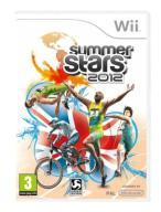 SUMMER STARS 2012 NINTENDO WII W FOLII