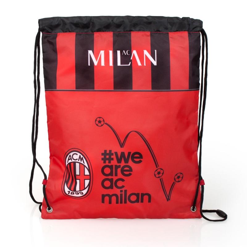 Worek szkolny AC Milan