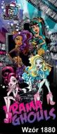 Fototapeta na drzwi Monster High