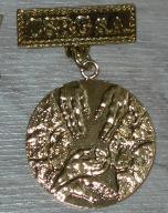 CSRG Ratownik Górniczy - złota