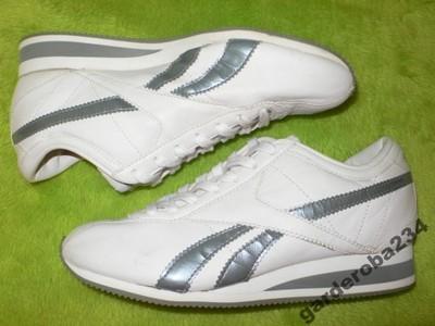 Buty sportowe reebok 39 40 39.5 wkładka ok 25.5 skóra