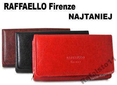 47b141a41309d Portfel damski Raffaello- KLASYCZNA ELEGANCJA HIT - 5548281787 ...