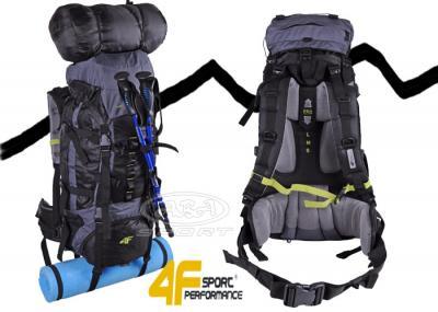 d1bc03f277cca Plecak Survival Turystyczny Górski 4F McKinley 75 - 2769716104 ...
