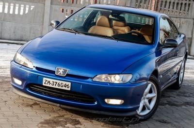 Peugeot 406 Coupe 3 0 V6 Stan Fabryczny Oplacony 6703104363 Oficjalne Archiwum Allegro